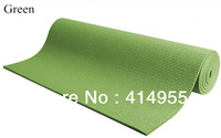 Hot Sale Color Optional Durable Anti Slip Blank PVC Yoga Mat With Free Shipping!