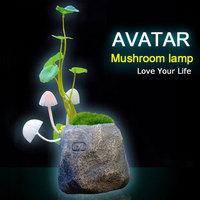 Christmas gift  Avatar cartoon LED sleep light lamp LED table lamp mushroom lamp,Energy saving Light Free shipping Dropshipping