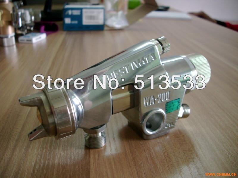Freeshipping anest iwata automatic spray gun paint WA-200 for big amount paitting spray gun(China (Mainland))