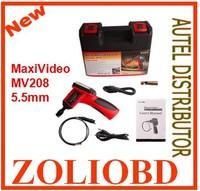 DHL free Autel original Maxivideo MV208 5.5mm Digital Videoscope mv 208 diameter imager head inspection camera mv-208 on sale