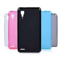 High Quality tpu soft Case For Lenovo p780  Wholesale Free shipping