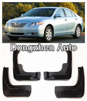Free shipping Mud Flaps Splash Guard Fender 2007 2009 2010 2011 Toyota Camry Sedan Saloon New