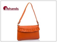 2014 Bags Genuine Leather Handbags Women Shoulder Bag Ladies' Cross-body Casual Messenger  BH8804 Wholesale Retails