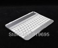 Aluminium Bluetooth Wireless Keyboard UltraSlim Cover Case Stand Dock For iPad Air
