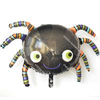 Halloween party  aluminum foil balloon  pumpkin mummy ghost spider bat style