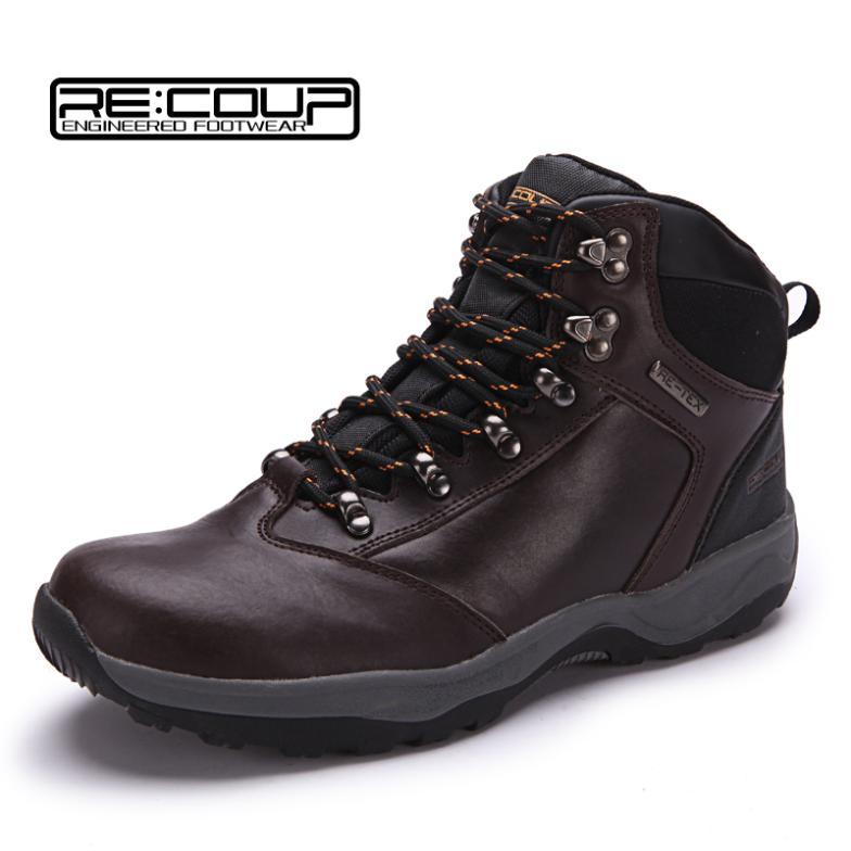 ES - 101367 recuperar transeuntes cruzadas 2013 outono genuíno sapatos ao ar livre dos homens de couro amortecimento tênis para caminhada(China (Mainland))