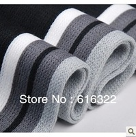 New 2013  han edition fashion leisure striped warm scar