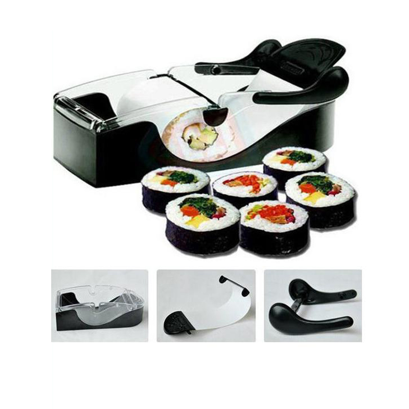 Rode Keuken Machine : Perfect Roll Sushi Roller Machine
