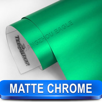 Latest Metal Matte Vinyl Wrap Calendered Car Wrapping Film High Quality
