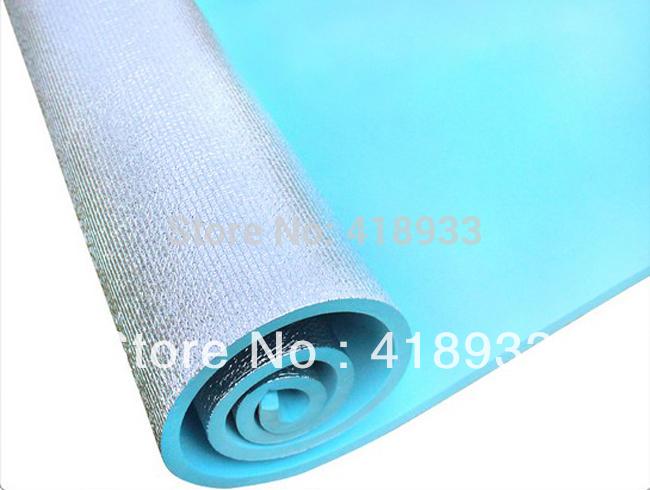 1PCS 6mm Moistureproof fitness yoga mat household cushion fitness blanket equipment slip-resistant pad E620 Free shipping(China (Mainland))