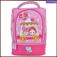 Lovely Animal Lunch Cooler Bag Student Cartoon kid Meal Bag MKLB-01F