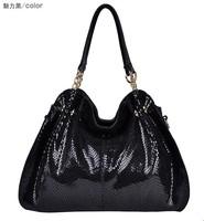 2013 women fashion serpentinel bag trend vintage formal one shoulder cross-body leather designer handbags for women