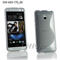 2013 Hot Selling  Phone Case For HTC One Mini M4 S Line High Quality Best Service fast shipping free shipping