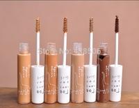 2pcs Durable waterproof anti-blooming Eyebrow Enhancer gel Liquid eyebrow pencil cream base makeup cosmetics #1002 Free shipping