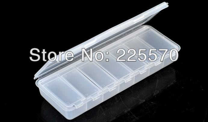 A transparent sealing One week Pill Box #jjry3104(China (Mainland))