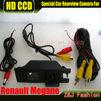 Car Rear View Camera Reverse Parking Camera back up Camera for Renault Megane night vision waterproof High resolution HD CCD