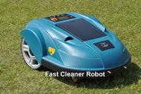 2015 Newest Robotic Lawn Mower With Pressure Sensor,Language Option, Subarea Setting Function,Auto Recharged,Ultrasensor Sensor