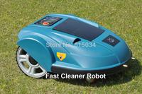 2015 3rd Generation Robot Garden Grass Mower(Auto Recharge,Remote,Schedule,LCD,Range,Subarea,Compass function) etc