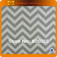 New Style Upholstery Fabric 100% Cotton Grey Fabric Fancy Fabric Store1pcs/lot