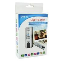 USB Digital TV Stick DVB-T2 HDTV DVB-T DVB-C MPEG-2 MPEG-4 Recorder Remote TV tuner Receiver MPEG2 MPEG4 FM DAB shippingfree