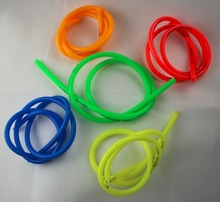 Free Shipping 5pcs High quality colourful Universal Rubber Motorcross Fuel Hose Tube oil pipeline different colours available(China (Mainland))