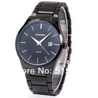 CURREN 8106 watches curren for men watch mens Men's Tungsten Steel Analog Quartz Watch-5