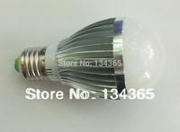 Energy-saving 5W aluminum E27 LED light cool/warm white light super light led bulb AC90-260V SMD5730 LED light/LED spotlight