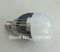 9W aluminum E27 LED light cool white /warm white light super light led bulb AC90-260V SMD5730 LED light/LED spotlight