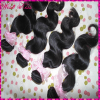 Golden beauty extension 7a Body Wave Mongolian VIRGIN hair weave bundles,4pcs/lot, factory outlet price, free shipping