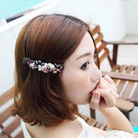 Sweet Rhinestone Hair Clip New Fashion Hair Band Hair Accessories 3237