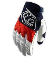 2013 Newest genuine Troy Lee Designs TLD gloves motorbike gloves full finger bike motorcross glove top brand free shipping