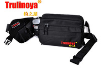 Free shipping, fishing bag, black, multifunctional pockets waterproof, cheap price, BLUE SEA Store
