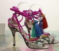 new 2014 summer shoes sexy peep-toe women high heels pumps sandals brand designer lace-up women high heels sandals girl shoes