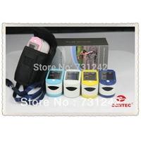 CONTEC Brand CE&FDA Approvec  CMS50DL Fingertip Pulse Oximeter SPO2  Monitor LED Display