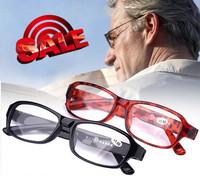 Wholesale cheap promotion plastic reading glasses unisex resin reader farsghtness hyperopia eyeglasses eyewear  free shipping