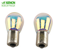 XENCN PY21W S25 12V 21W BAU15s Car Signal Lights Auto Min Bulb Brake Light Excellent Quality Packing Lamps Free Shipping 2PCS