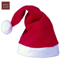 2013 Christmas decoration gift adult christmas hat child non-woven christmas hats