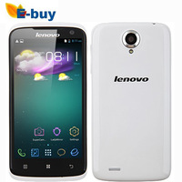 "Lenovo S820 4.7"" IPS HD Screen Android 4.2 Mobile phone MTK6589 Quad core RAM 1G+4G ROM Dual Sim Multi Language Russian Ad Gifts"