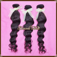 5A Unprocessed Peruvian Virgin Hair Loose Wave Cheap Remy Human Extensions Weave Weft 100 Gram Bundle 3 PCS Lot Mix 16 18 20 22
