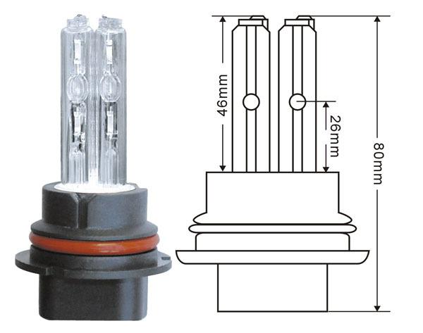 Система освещения 1 12V 35W 55W 9007/4 9004/4 & 6000k система освещения brand new 50 288w offroad 4wd atv 4 x 4
