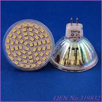 10 pcs/lot Pure White 4W MR16 60 SMD 3528 LED Energy Saving Bulb Lamp Spot Down Light 220V LED0242
