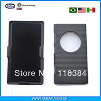 Professional wholesale black kickstand holster case for nokia 1020