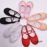 Supernova Sale New 2014 Belly Dance Shoes Bellydance Women Ballet Dancing Shoes Yoga Cotton Comfortable Canvas Children B