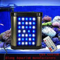 Free Shipping 2013 New phantom 100W Dimmable Led Aquarium Light,programmable led tank light