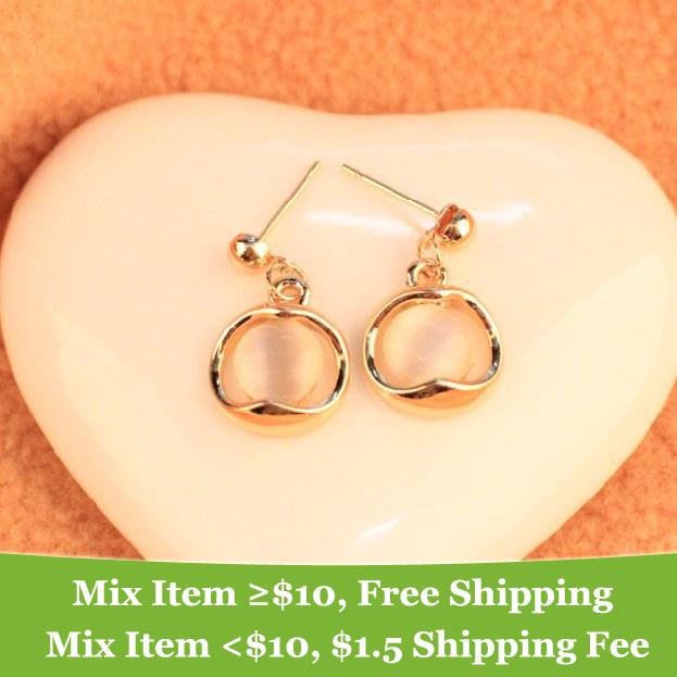 Unique Ball Dangle Earrings For Women Wholesale Charm Fashion Earrings 2013