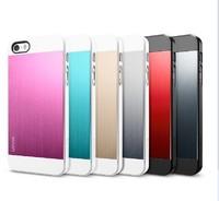 DHL free shipping Sgp Champagne Gold Case For iPhone 5 5S 5G , SPIGEN SGP SATURN Hard Case for Apple iphone 5 5G 5S 46 pcs/lot