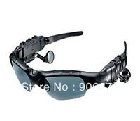 Sunglasses with Bluetooth (4GB, Black)