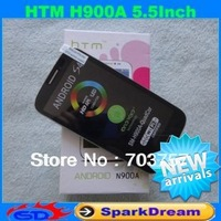 FeiTeng HTM H900A Phone MTK6572 Android 4.2 1.2GHz 5.5 Inch Capacitive Screen Smart Phone