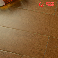 Wood grain floor tile wood brick wood grain 150x600 yellow antique brick
