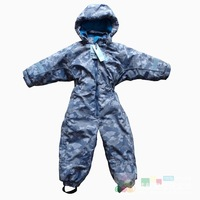 Boys snow ski suit brand ski jacket water proof wind proof cotton kids romper boy's snow suit 95 100 110 120 130 cm height